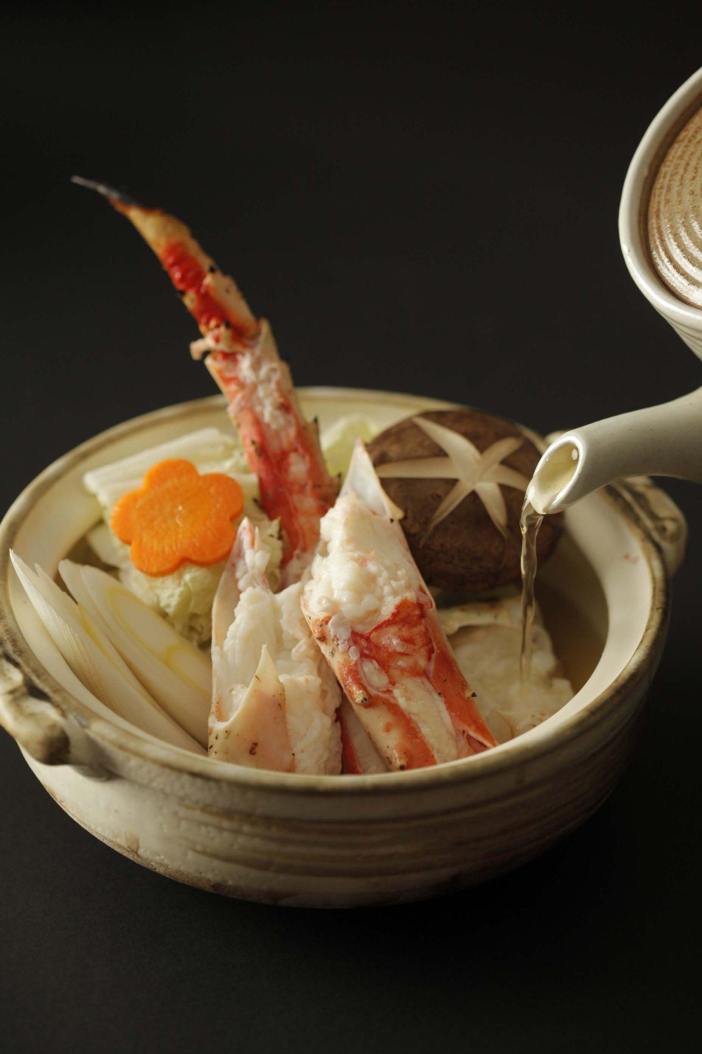 King Crab Hot Pot