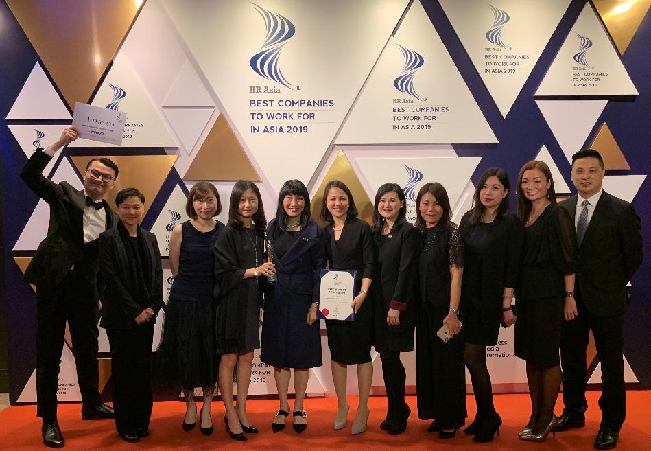 MELCO WINS TWO PRESTIGIOUS HR ASIA AWARDS IN 2019 - IEVENTS ETC